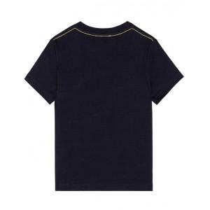 T-rex print cotton T-shirt