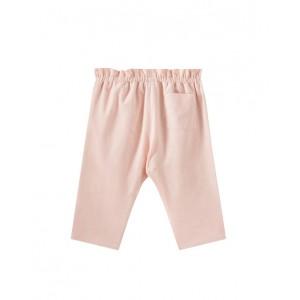 Baby corduroy pink pants