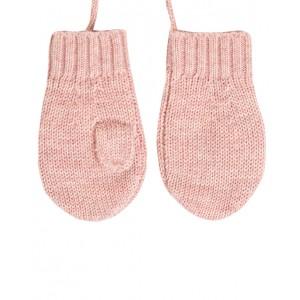 Light pink mittens