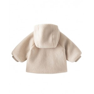 Ecru baby coat