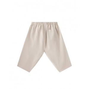 Corduroy pants alabaster white