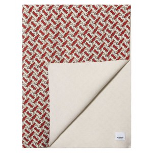 BURBERRY Monogram blanket