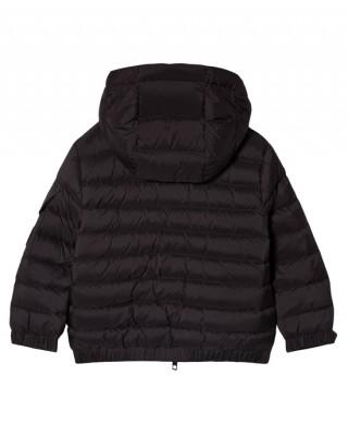 Black Kohen puffer jacket
