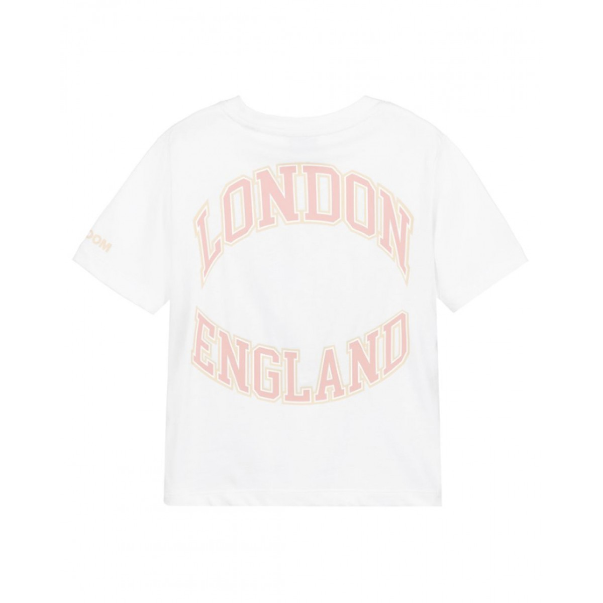 BURBERRY Cindy dog print T-shirt
