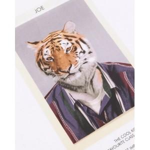 BURBERRY Tiger print T-shirt