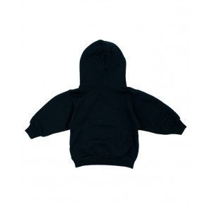 BALENCIAGA Logo print hooded sweatshirt