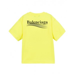 Neon Yellow Logo T-Shirt