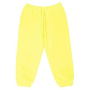 Neon Yellow Logo Joggers