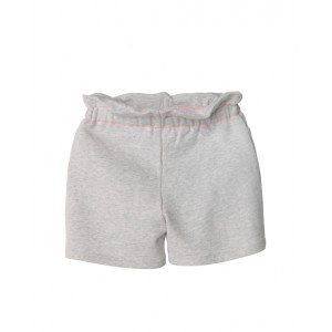 Light grey cotton shorts