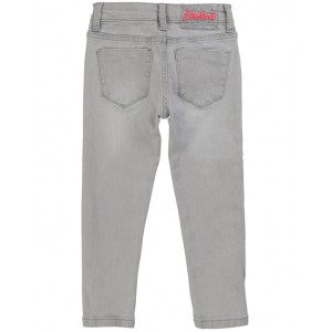 BILLIEBLUSH Light grey denim jeans