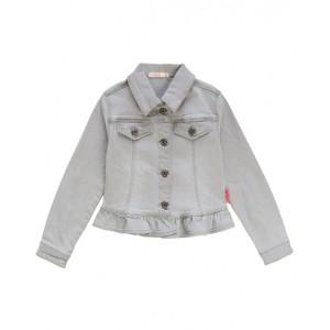 BILLIEBLUSH Light grey denim jacket