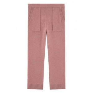 BONPOINT Pink cashmere pants