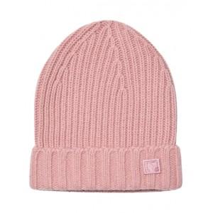 BONPOINT Cashmere pink beanie