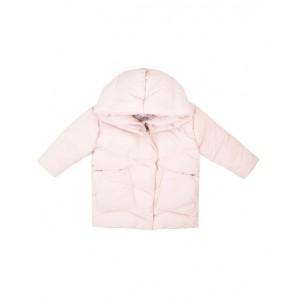 Down filled light pink jacket