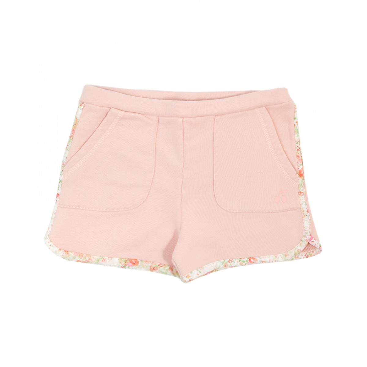 BONPOINT Shorts with floral motif details