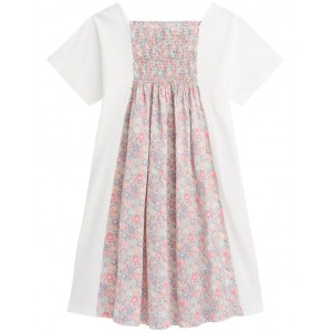 BONPOINT Floral print dress