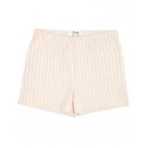 BONPOINT Linen striped shorts