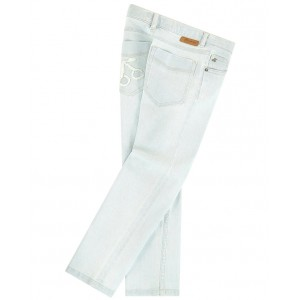 BONPOINT Light blue denim jeans