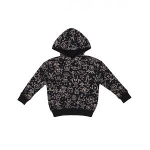 BONPOINT Monster print hoodie