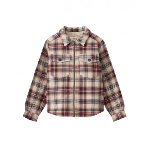 Checked over-shirt jacket