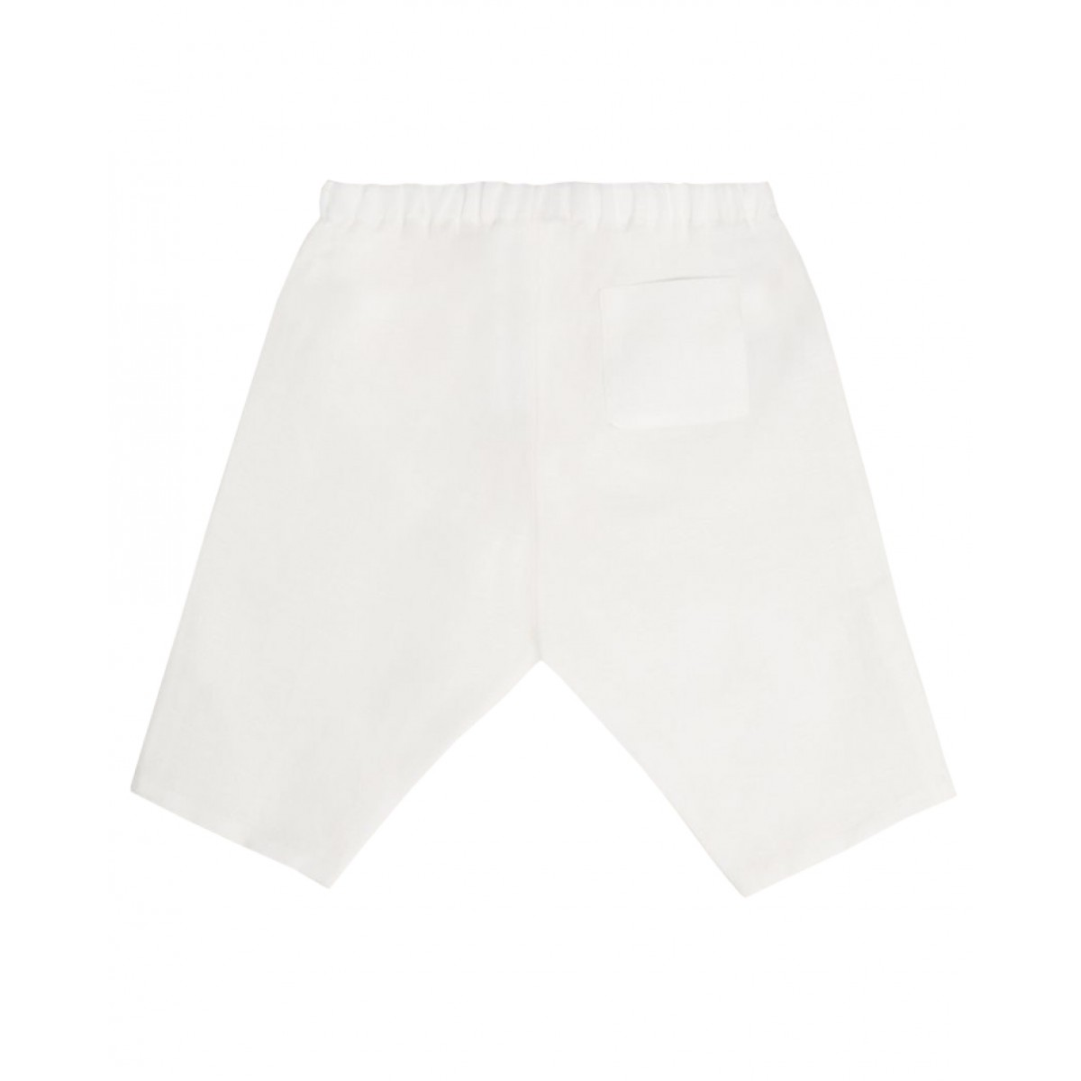 BONPOINT Milky white linen pants