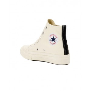 CONVERSE X COMME DES GARCONS PLAY High top sneakers