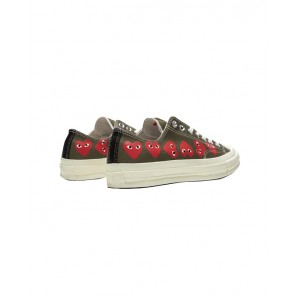 CONVERSE X COMME DES GARCONS PLAY Low top sneakers