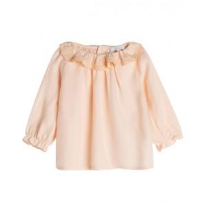 Mini-me embroidered blouse