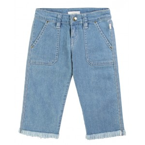 CHLOE Denim cropped jeans