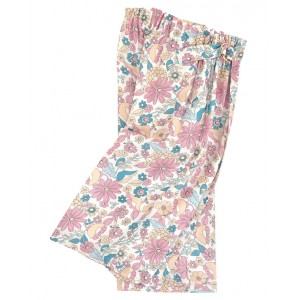 CHLOE Floral print trousers