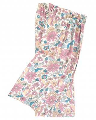 CHLOE Floral print trousers