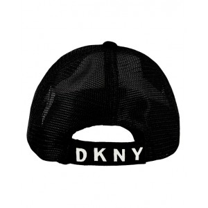 DKNY Logo cap
