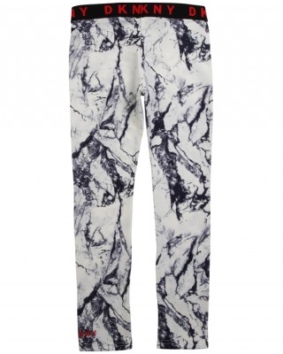 DKNY Leggings with marble pattern