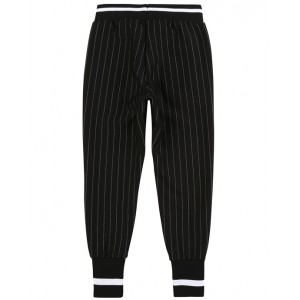 DKNY Striped casual trousers