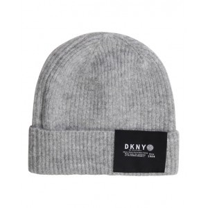DKNY Grey pull on hat