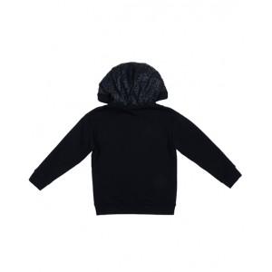 Boys black FF hoodie
