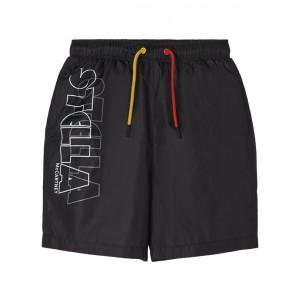 Sport swim shorts in black
