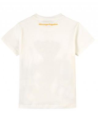 FF together print T-shirt