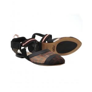 FF Logo Sandals