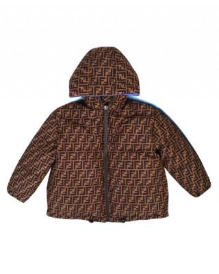 FENDI Down filled reversible puffer jacket