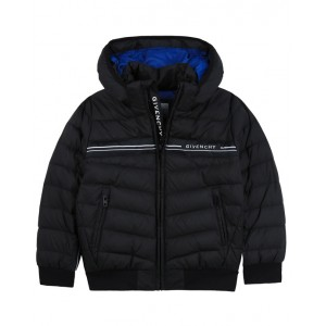GIVENCHY Black puffer jacket