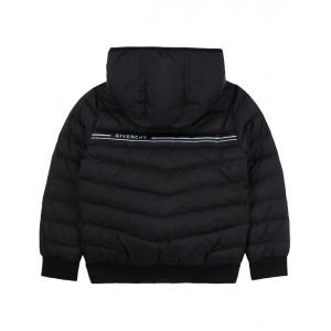 GIVENCHY Black puffer jacket