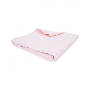 GIVENCHY Soft pink light-weight blanket