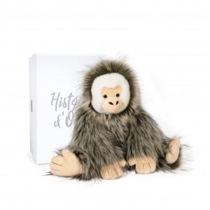 Capucin plush monkey