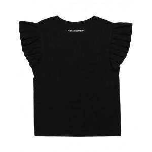 KARL LAGERFELD Short sleeved blouse