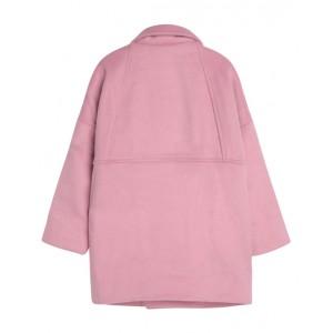 KARL LAGERFELD Blush pink coat