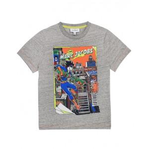 Cartoon print t-shirt