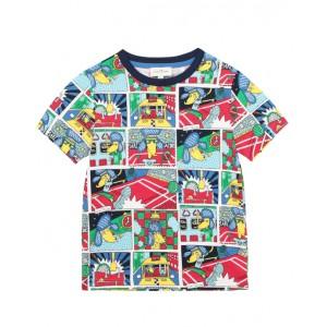 Comic print T-Shirt