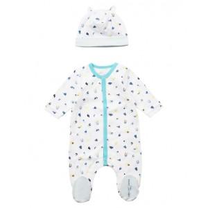 Colourful pyjama set