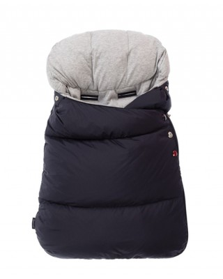 Padded sleeping bag